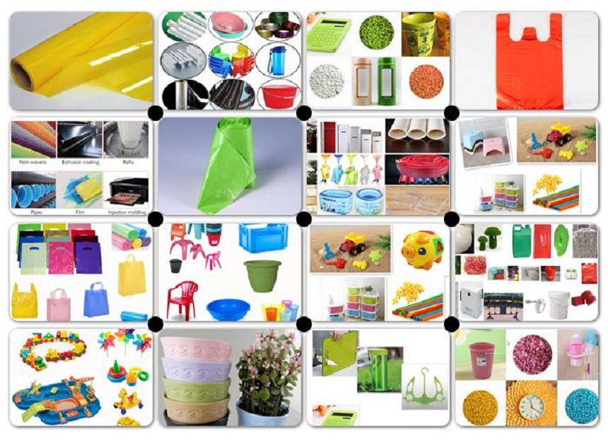 عرضه محصولات پلاستیکی