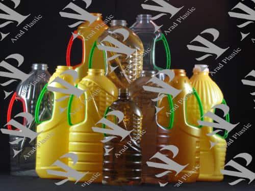 فروش بطری پلاستیکی