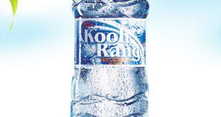 بطری پلاستیکی آب معدنی