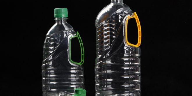 بطری پلاستیکی بزرگ