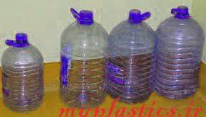 بازار فروش اینترنتی بطری پلاستیکی