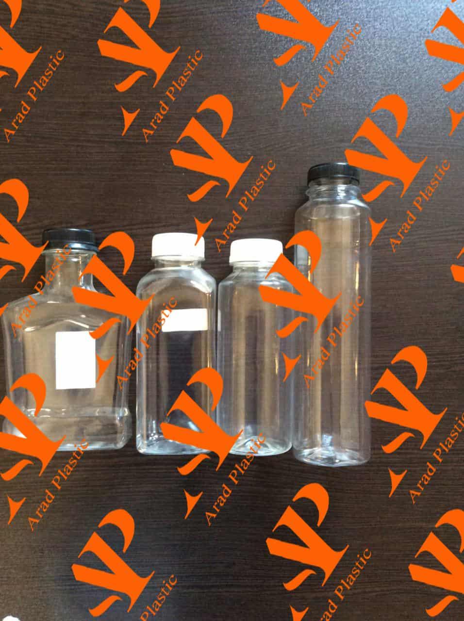بطری پلاستیکی نیم لیتری