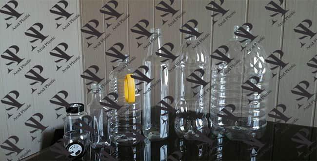 تولید بطری پلاستیکی در اهواز