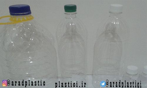 بطری پلاستیکی پت